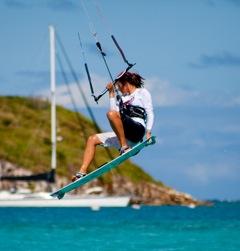 Kitesurfing 3