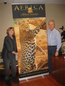 Anne Bellamy, President & Dave Herbert, CEO