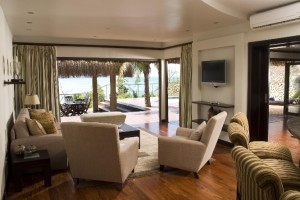 Anantara Bazaruto Island Sea View Pool Villa lounge low res