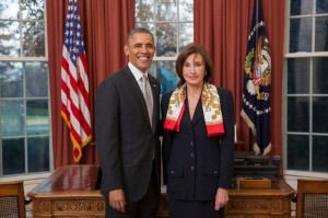 President Obama & Ambassador Doyle