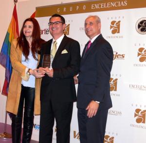 Ramon Alvarez In Memoriam Award - Luis Felipe Nuño