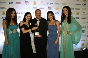 Tower Club Wins Top Award