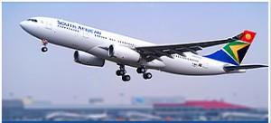 SAA airbus 330-200