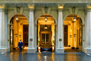 St_Regis_Hotel_Rome_Entrance